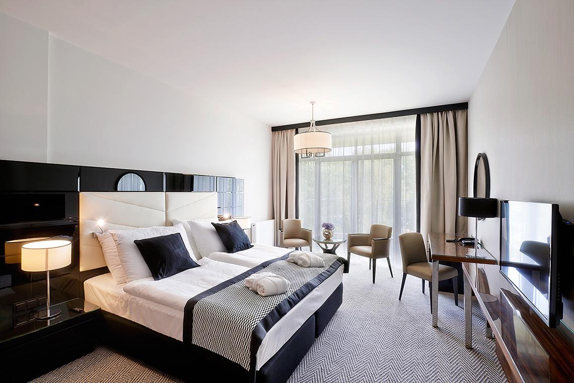 Pokoju w condohotelu