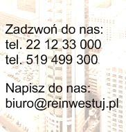 Kontakt REinwestuj.pl